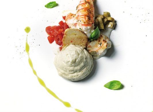 Antica Osteria Cera sceglie l'olio extra vergine Itranae