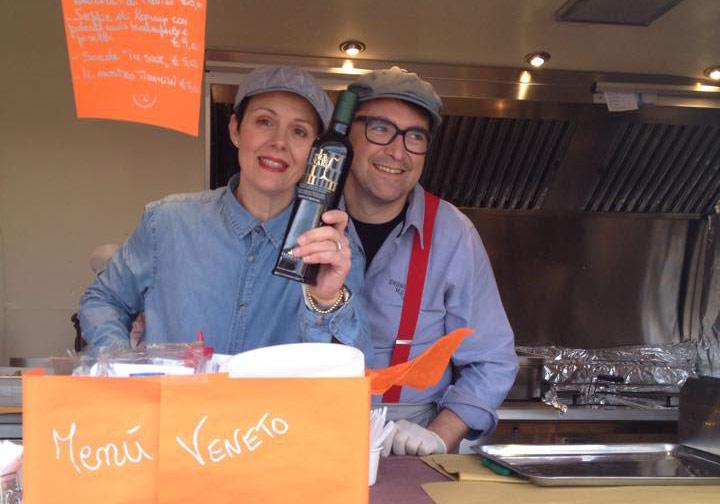 chef Viaggio con Olio extra vergine di oliva Itranae